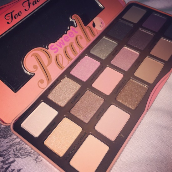 TF Peach Palette